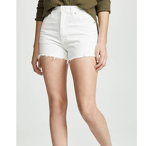 Anthropologie Citizens of Humanity Kristen High Rise Shorts Size 27